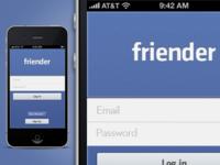 Friender Facebook App