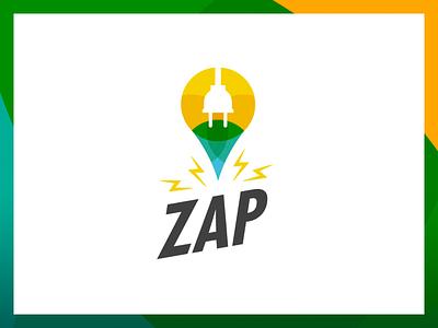 ZAP art direction logodesign logo branding brand identity