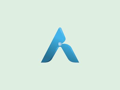 Alphabet logo perfume icon design typography vector branding logo