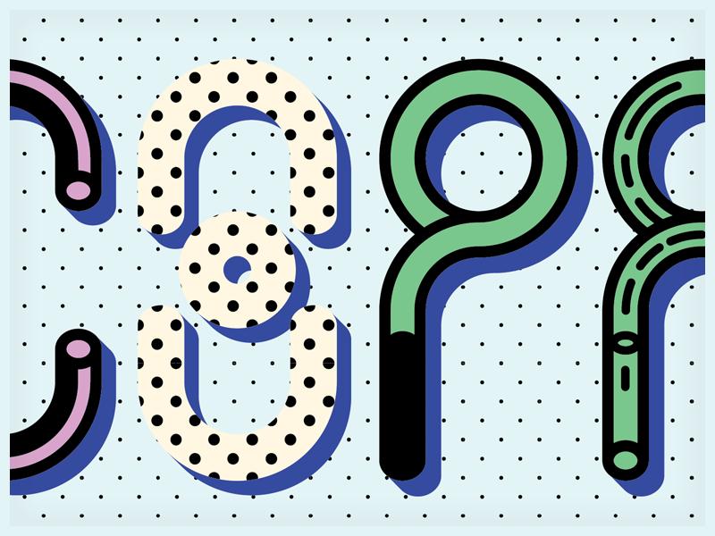 YWFT Pipe pipe font nintendo mario retro next level headline typeface type ywft