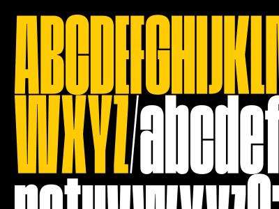 Cinderblock (soon) cinderblock font soon stefan kjartansson ywft
