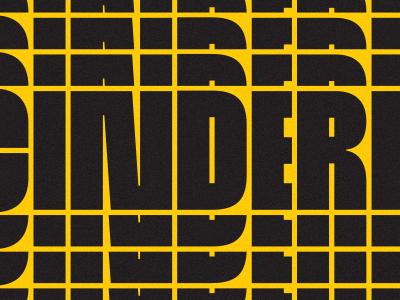 Cinderblock / 2 cinderblock typeface font graphic design headline