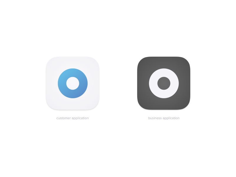 New SpotOn App Icons spoton button sketch design illustration identity logo ios icon
