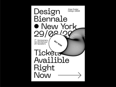 NYC Design Biennale - Poster