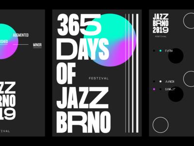 365 DAYS OF JAZZ BRNO - 1 / 3