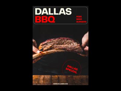 DALLAS BBQ - Branding
