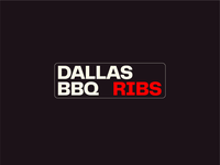 DALLAS RIBS - Logotype