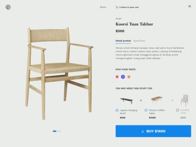 Makayu : Product Detail