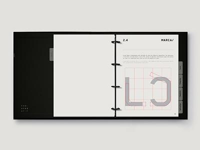 Ludimar Cunha Arquitetura e Interiores identity identidade visual identidade de marca branding architecture