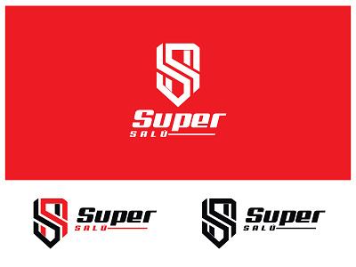 SS icon vector logodesign illustration design branding icon typography logo