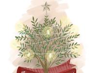 Holiday Card Illustration