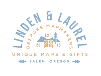 Linden & Laurel Mapmakers