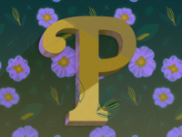 P is for Primrose