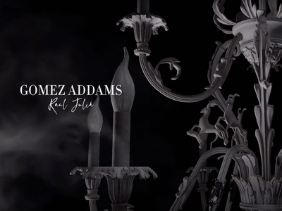 ADDAMS FAMILY CREDIT TITLES