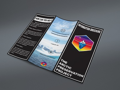 The Arctic Preservation Project Brochure Back Cover