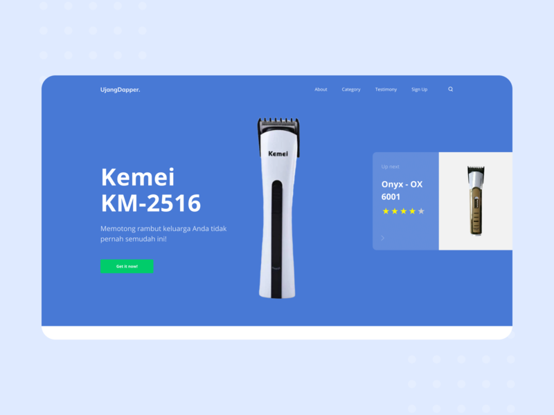 #Exploration | Landing Page figma landing page uxdesign design uidesign color uiux interface ui clean webdesign web