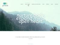 Prana Homepage