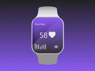 Apple Watch   Health Tracking App animation gym wearable app design concept watch mobile app design ui apple watch training health app ios