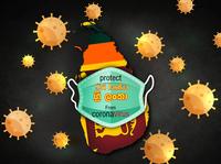 Protect Sri lanka from coronavirus Ad
