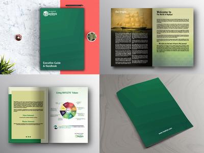 Hand Book Design