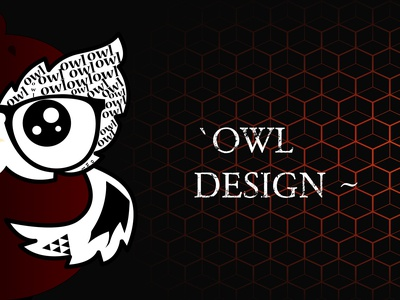 Owl Design Art