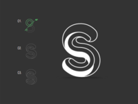 S Lettering - Wistity