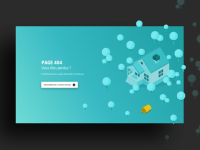 Energie Futée - 404 Page