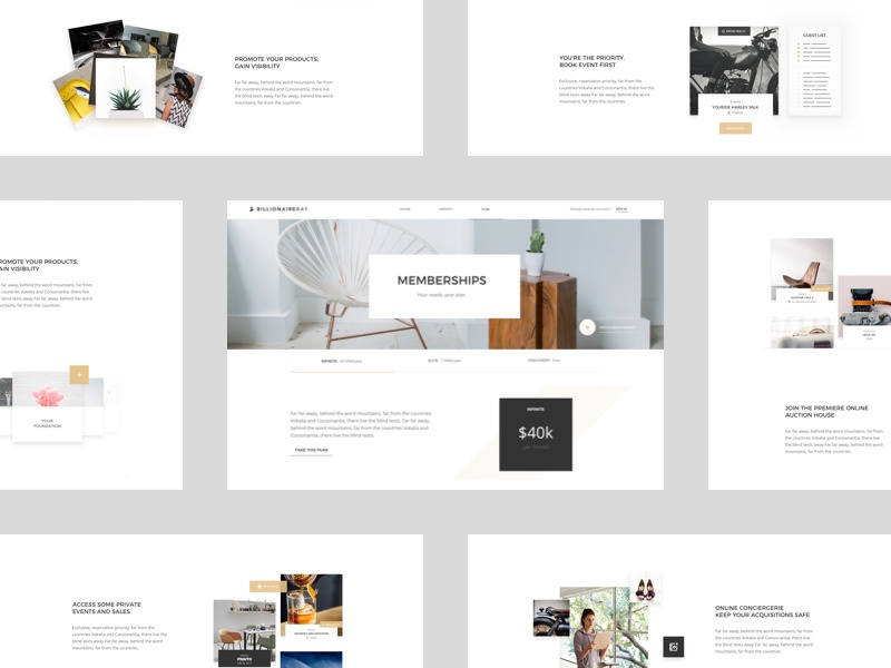 Pricing Plan Pages membership ux ui product design clean minimalist plan pricing ecommerce agenceme