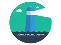 Lightly Salted Design Logo