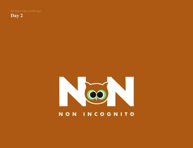 NON Incongnito Logo