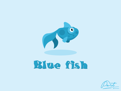 Blue Fish | VectorPortal