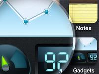 Gadgets iPhone app icon