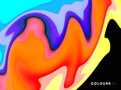 Colour Test 01 colour vivid