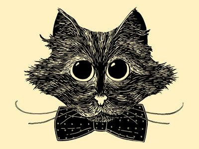 Bowtie Cat