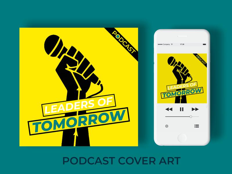 Podcast Cover Art - Album cover Design web design web business flyer house dribbble design podcast art flyer design graphic design business marketing advertisement
