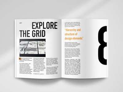 CTRL Magazine 2017 type graphic design design layout magazine