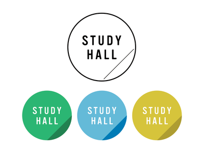 Study Hall seasonal identity workspace