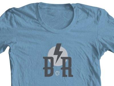 BR Shirt Design energy bold retro shirt