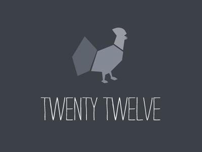 Twenty Twelve rooster tuxedoranch 2012