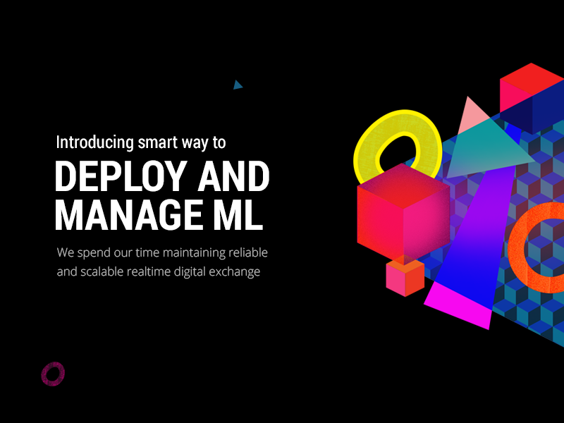 Homepage Design colorful trendy illustration modern freelancer designer developer deploy ux ui homepage landingpage