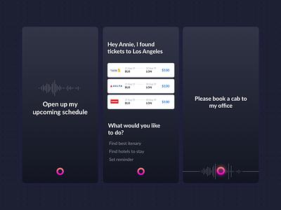Personal Assistant icon clean health design app branding voice assistant voice assistant ai website minimal designer freelance illustration ux ui