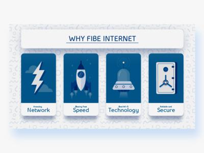 Why Fibe Internet
