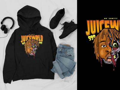 JUICE WRLD shirt Design