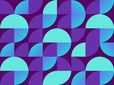 Background Pattern balanced circles forms geometric gradient background pattern ux ui daily