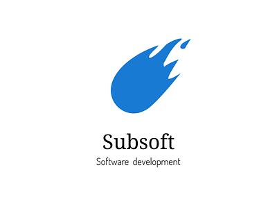 Subsoft subzero branding logo fire development software