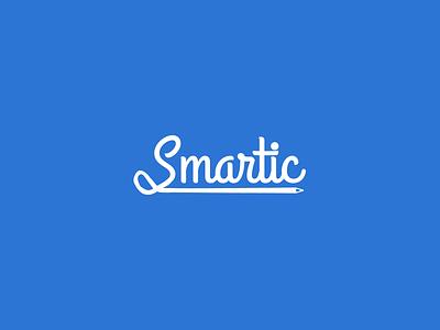 Smartic logo branding logo management schools dashboard