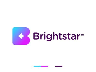 Star B Letter Logo