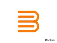 Books B Letter Logo