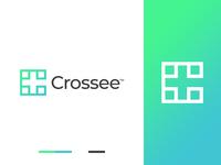 Cross C Letter Logo