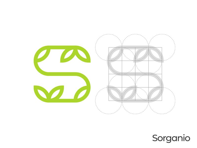 Organic S Letter Logo Grid logo grid organic logo natural s symbol s letter logo s letter s logo monogram branding minimalistic logo symmetric gennady savinov logo design modern minimalistic logo design geometric clean abstract